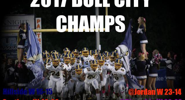 Horns Up – Bull City Champs!