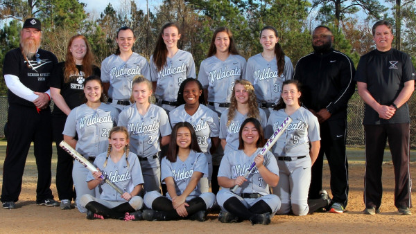 Wildcat Softball 2017