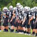 Wildcat Football vs Carrboro 08.29.2014