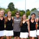Wildcat Women's Tennis vs Person 9.9.2014