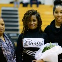 Senior Night China Cooper