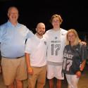 East Men's Lacrosse Senior Night 2017