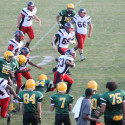 JV Football vs Bunn