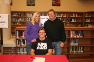 McGuire Signing