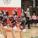 Cheer & Dance @ Boys Basketball vs. Morton  2/26/16