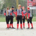 Varsity Softball vs. Hanover Central  4/29/16