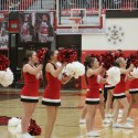 Photo Gallery: Cheerleading with Sparkle vs. Culver 12-10-2016