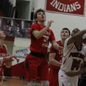 Photo Gallery: Boys Basketball vs. Crown Point 2-2-2017