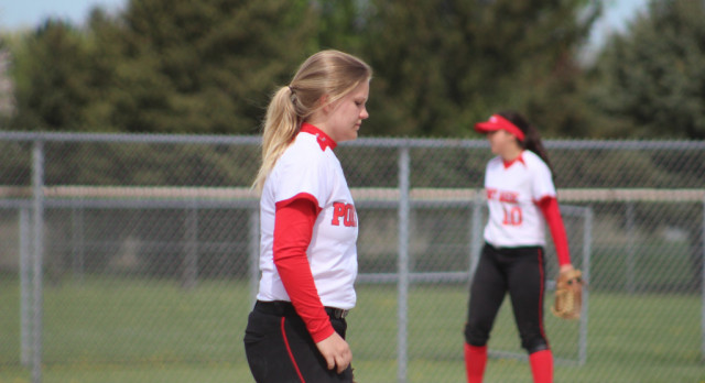 Ross Selected To All DAC Softball Team