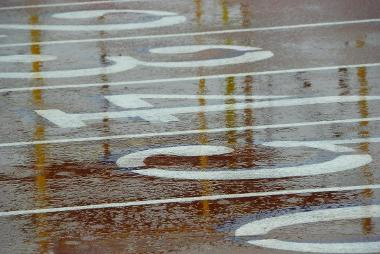 Love a Rainy Night-Girls Track