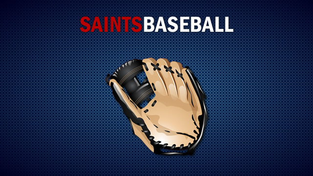 Saints Varsity Baseball beat Cambridge-Isanti 6-4