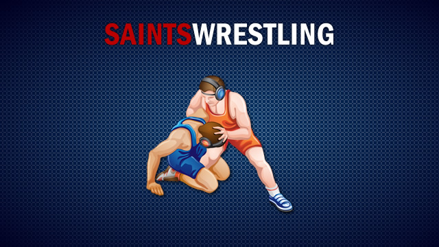 Saints Wrestlers Claim 2 Individual Titles at Turkey Burn!