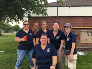 Volunteers - Paynesville 2017