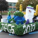 Allen Park Homecoming:  Parade, Court and Game (42-14 Victory over Southgate Anderson)