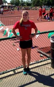 Katie Morsefield - state meet