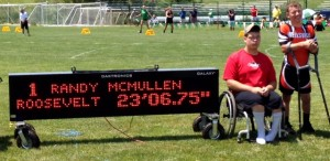 Randy McMullen - State Meet