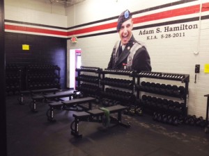Adam S. Hamilton Fitness Center 5