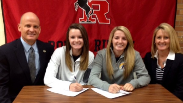 Kasey and Kelly Nielsen - KSU