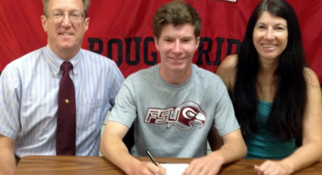 Richard Underwood Heading to Fairmont State University