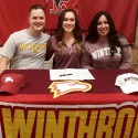 Keeley Leising Signing with Winthrop