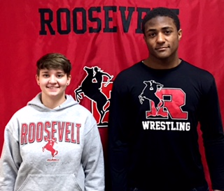 Congratulations to Our Rough Rider State Qualifiers