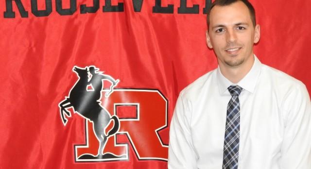 Christian Hunter Named New Men's Basketball Coach