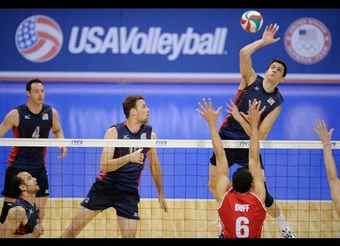 YES! Virginia There Is A Men's Volleyball Team