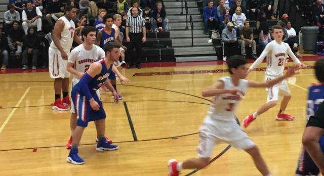 Rough Riders Notch First Win Over Rival Ravens