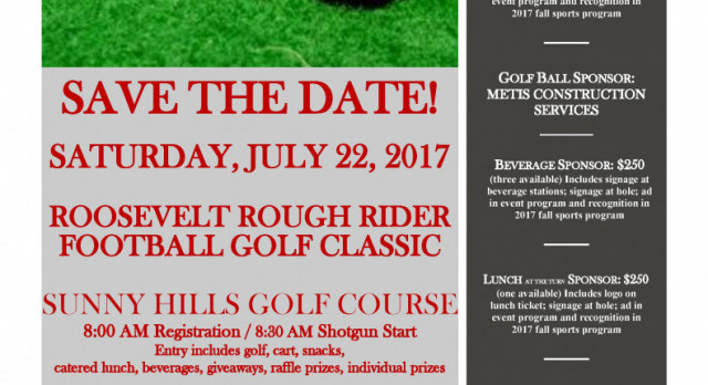 6th Annual Rough Rider Golf Classic