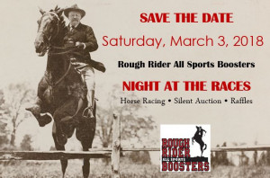 Night at the Races - Save the Date