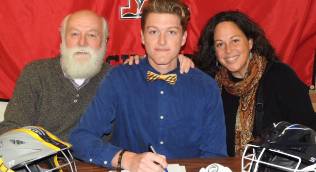 Tucker LaBelle Selects Clarke University (Iowa) For Lacrosse