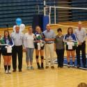 Volleyball Senior Night Celebration – Oct 2, 2014
