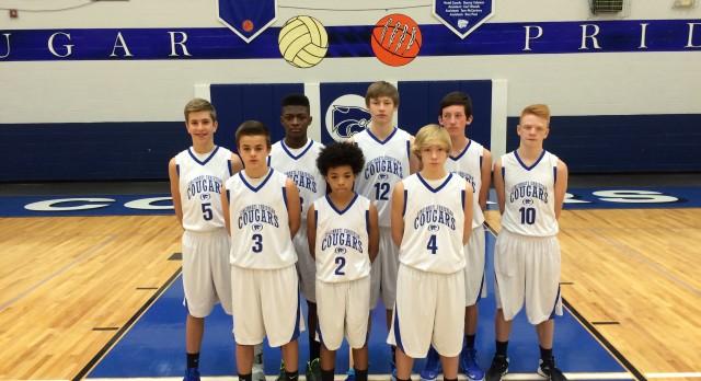 Boys JH A Basketball