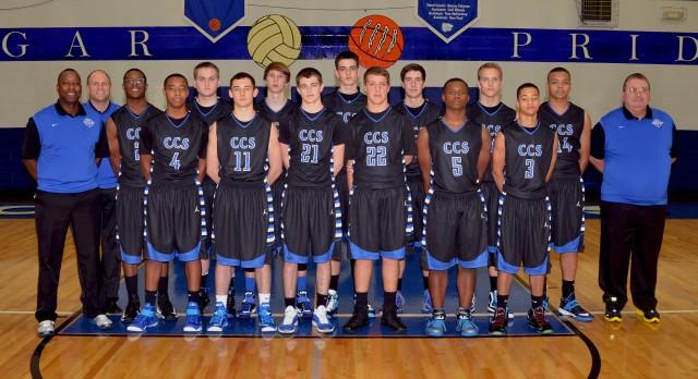 CCS Boys Varsity Basketball