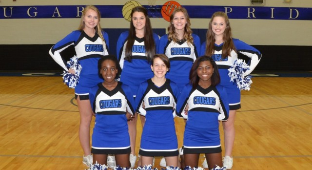 2016-17 Varsity Cheer