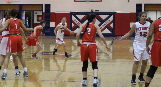 Lady Pats Top the Cavs