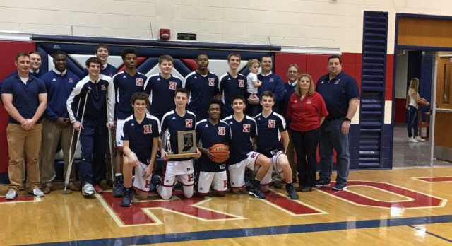 Boys Win Share of ACAC Crown
