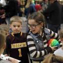 Basketball Kickoff Night — Photos via Varsity Views