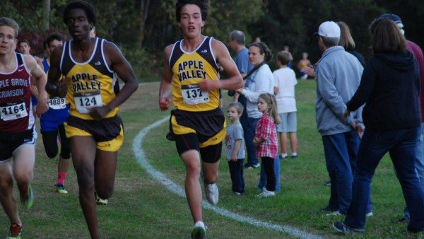 Boys Cross Country August Practice Info