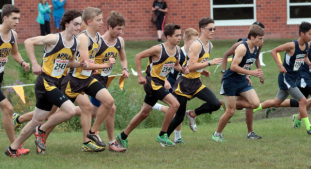 Boys Varsity Cross Country finishes 5th place