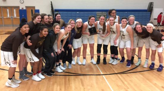 AV Girls Basketball Wins Championship