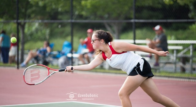 Perry Tennis Defeats Edgewood 4-1