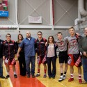 Perry Wrestling Senior Night