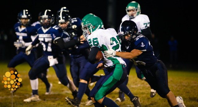 GNK Ground Attack Too Much For Bluejackets