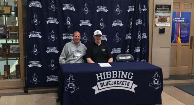 Rhodes Signs NLI with Bemidji