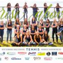 2017 HHS Girls Tennis Poster