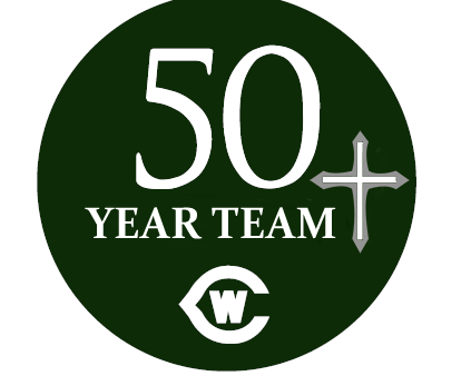 50 Year Team Logo