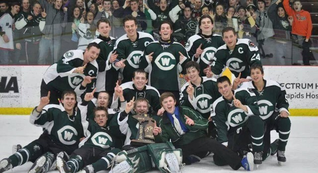 Hockey Wins Regional Title
