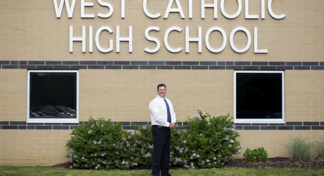 West Catholic Names New Athletic Director