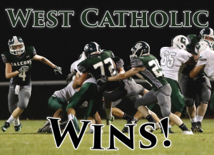 West Catholic Wins Coopersville